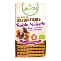 Authentiques raisin noisette